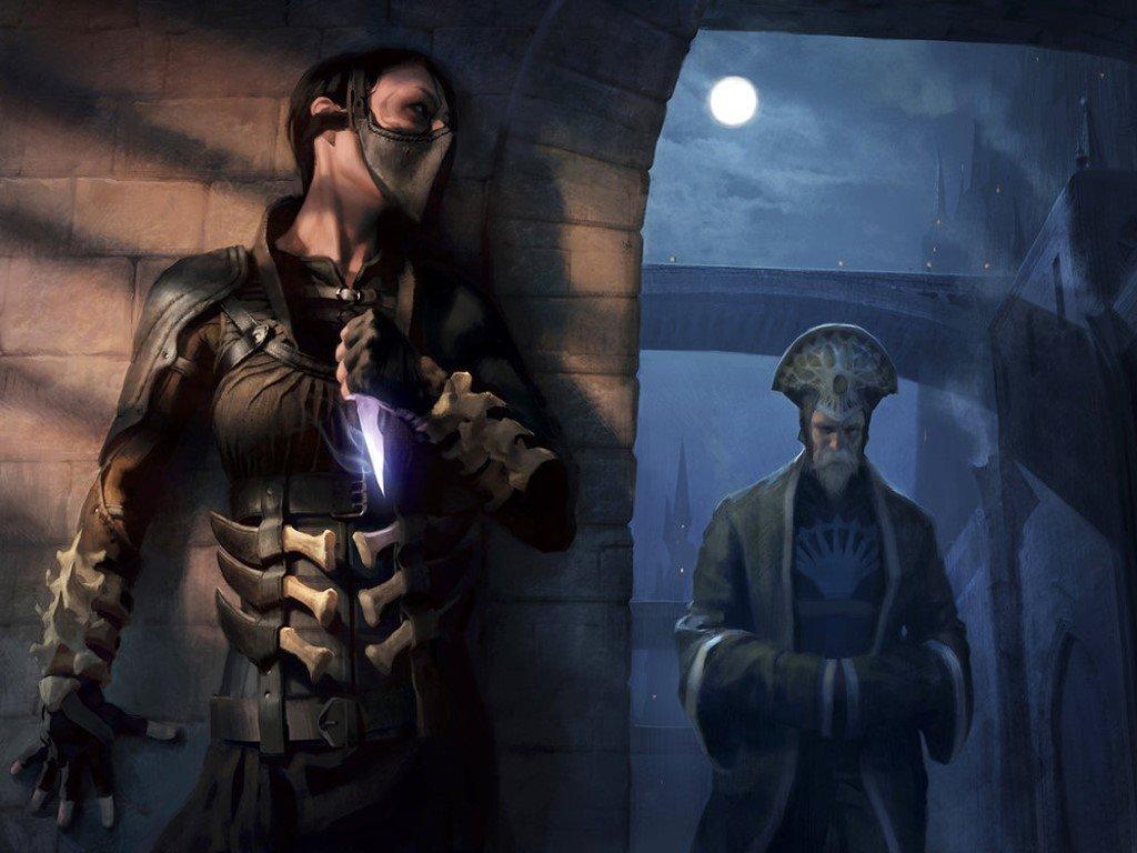Fantasy Wallpaper: Assassin