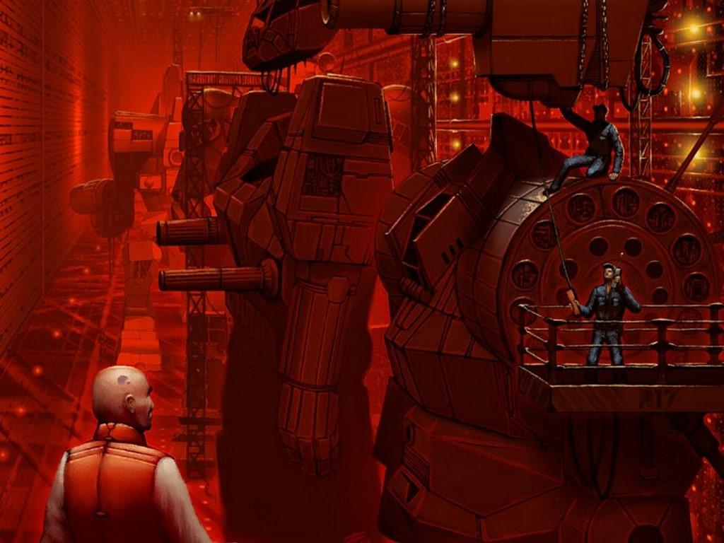 Fantasy Wallpaper: Battletech - Factory