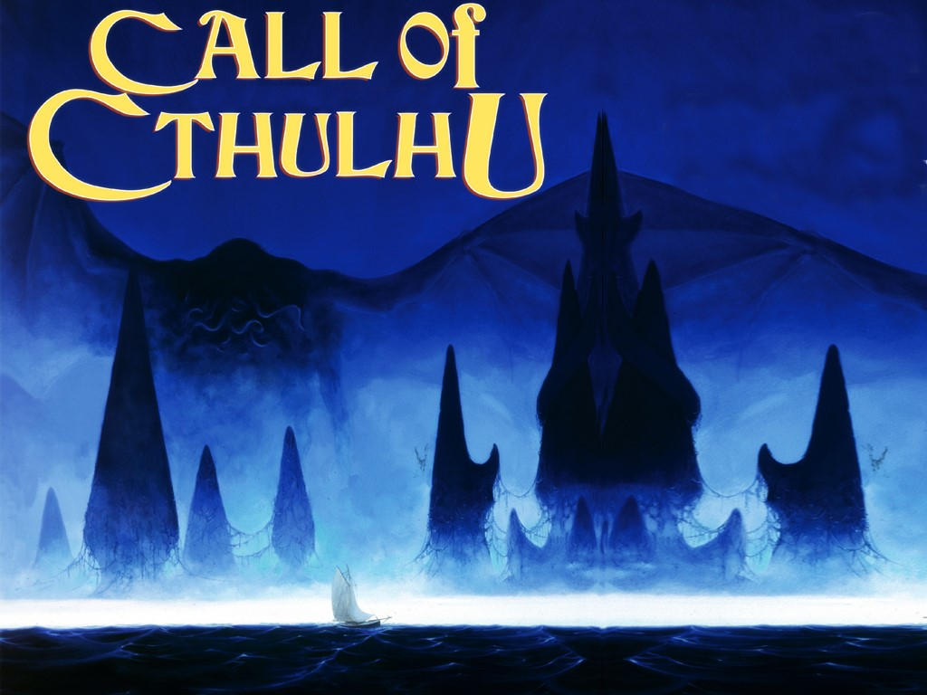 Fantasy Wallpaper: Call of Cthulhu