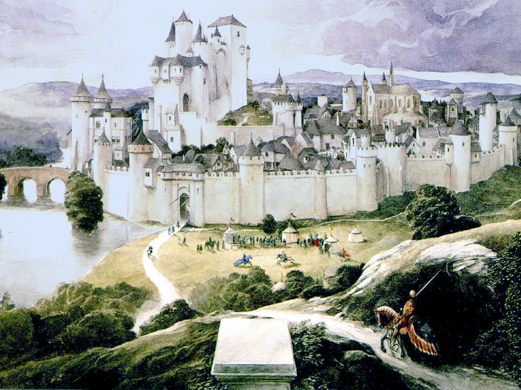 Fantasy Wallpaper: Camelot