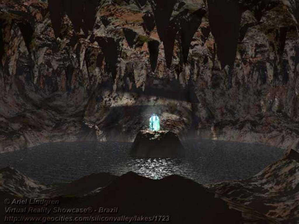 Fantasy Wallpaper: Cave