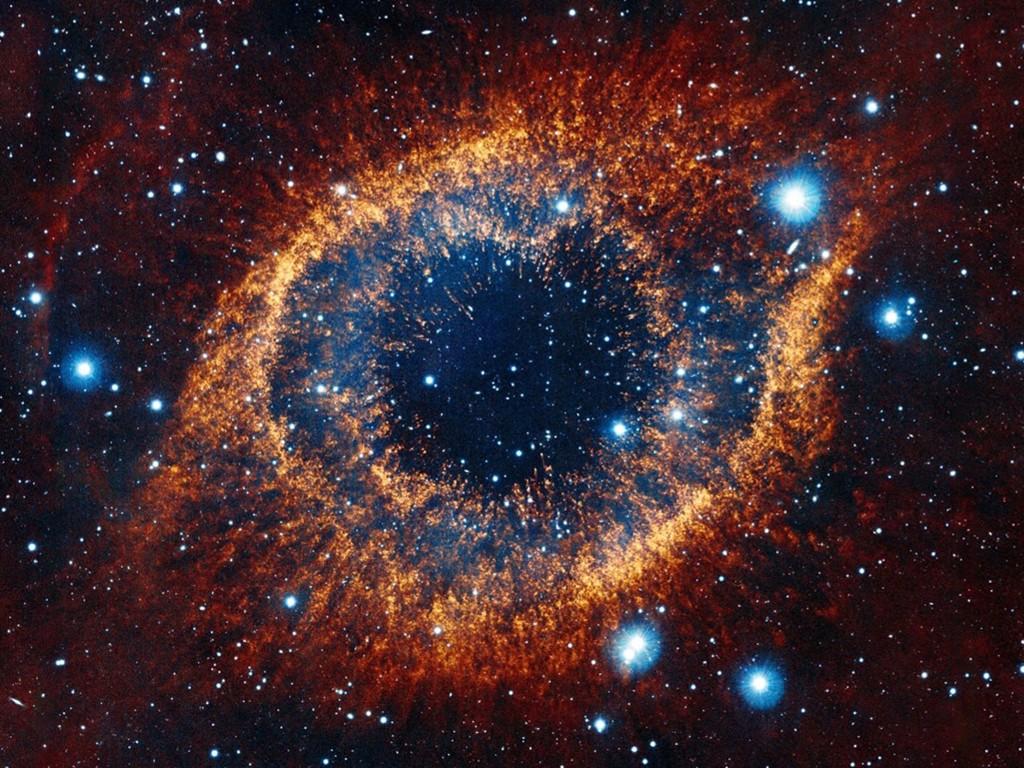 Fantasy Wallpaper: Cosmic Eye