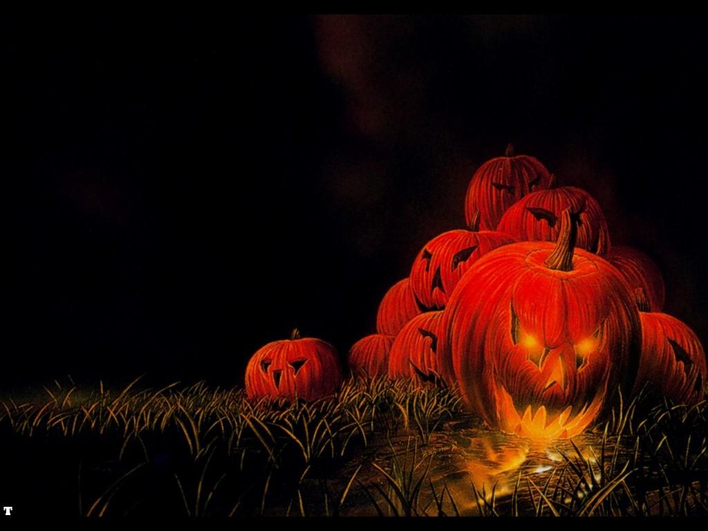 Fantasy Wallpaper: Halloween