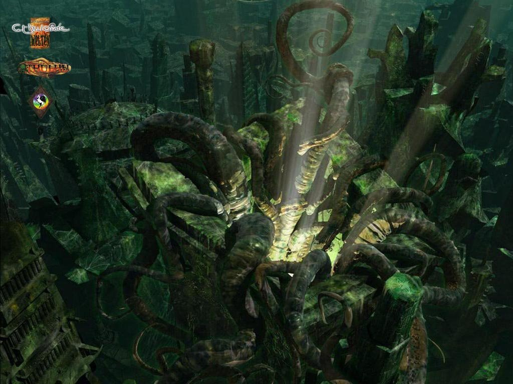Fantasy Wallpaper: Cthulhu Mythos