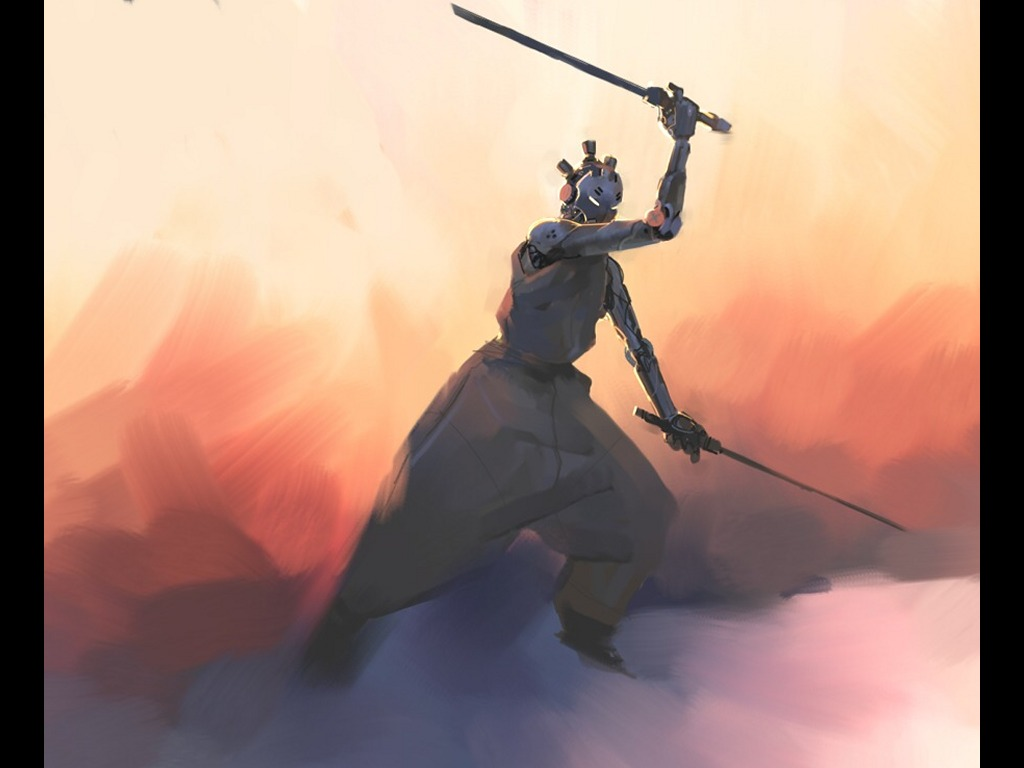 Fantasy Wallpaper: Cymurai