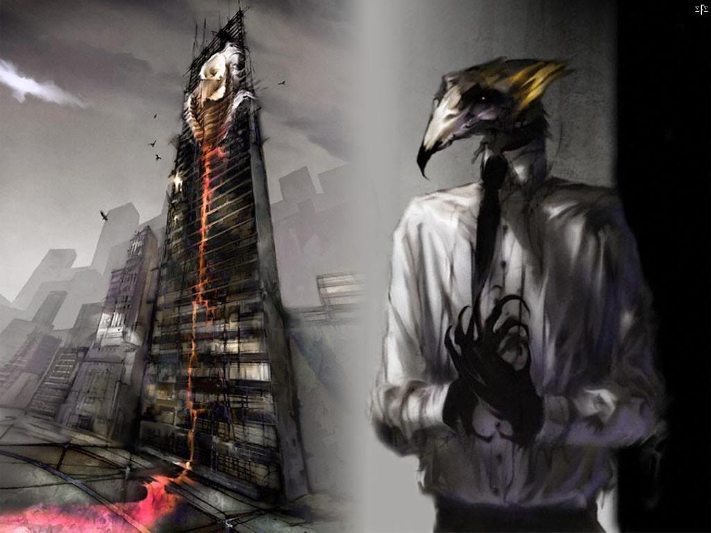 Fantasy Wallpaper: Dark Tower - The Song of Susannah