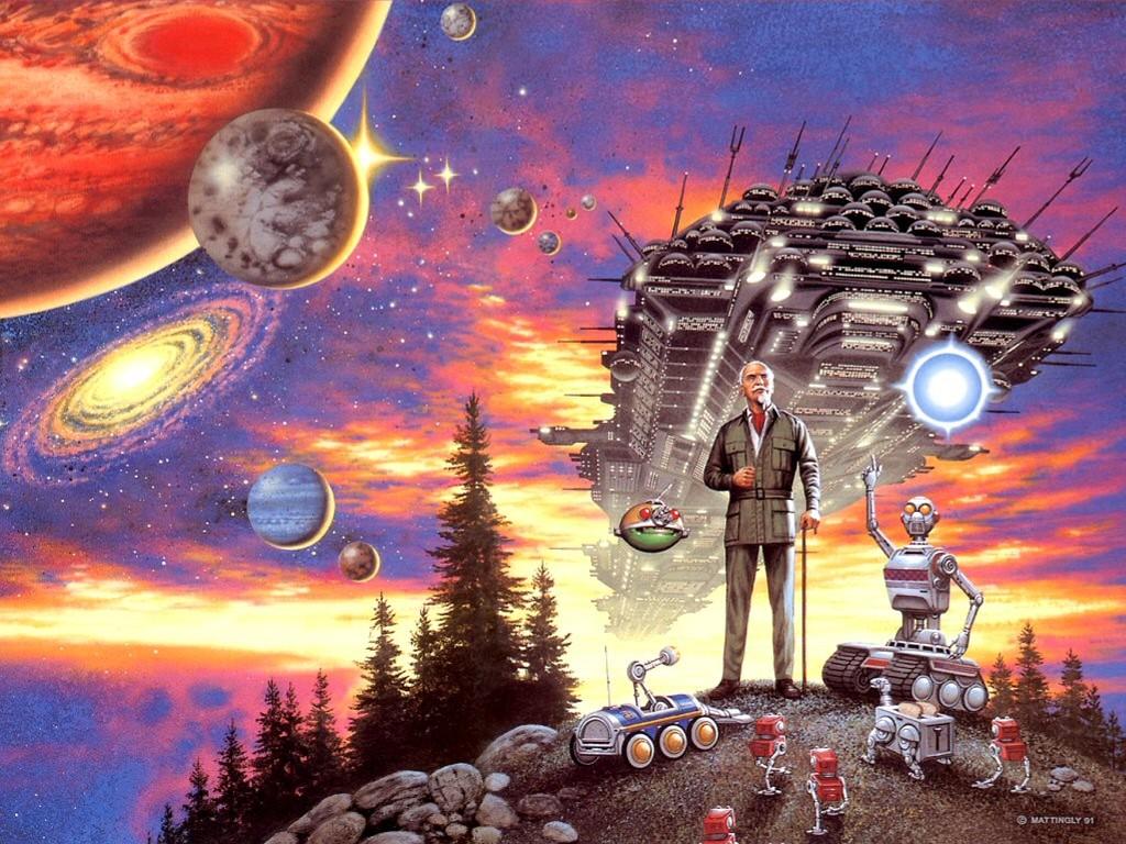Fantasy Wallpaper: David Mattingly - Art