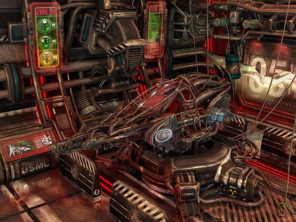 Fantasy Wallpaper: Defence Turret