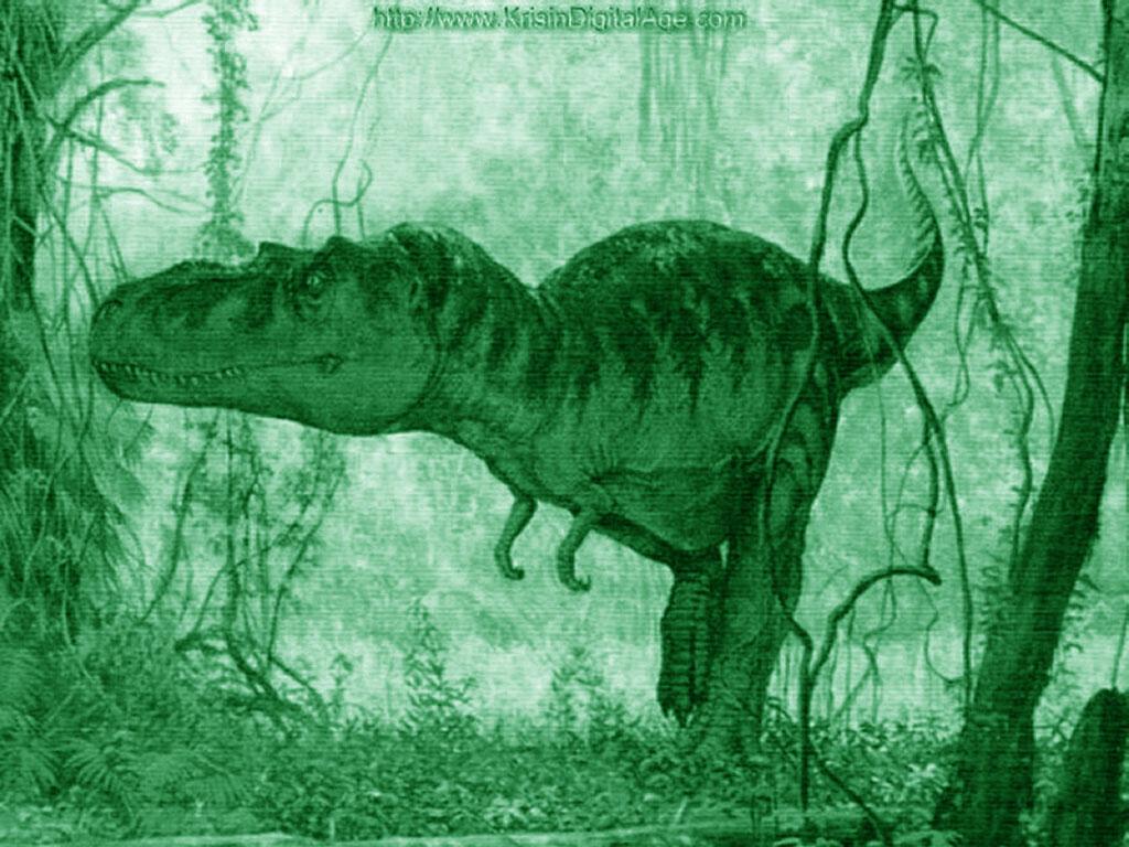 Fantasy Wallpaper: Dinosaur