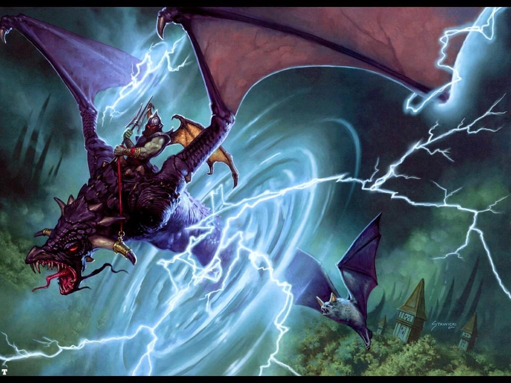 Fantasy Wallpaper: Doomsday Spectre