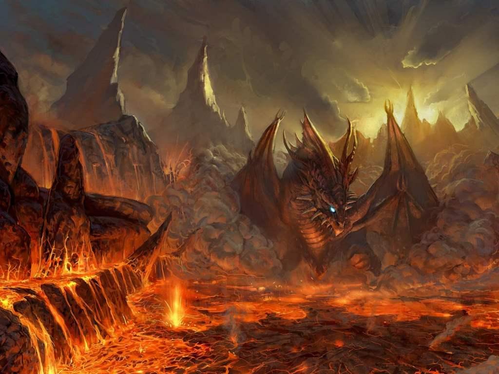 Fantasy Wallpaper: Dragon Nest