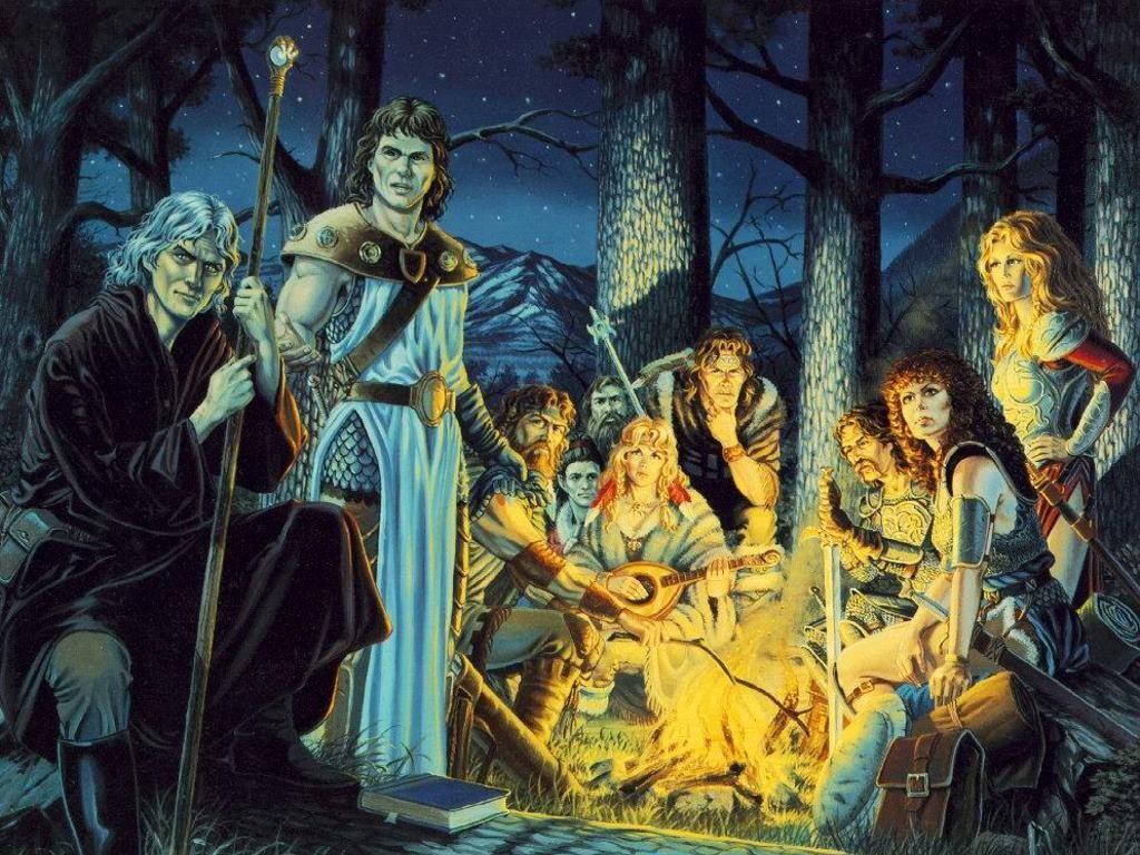 Fantasy Wallpaper: Dragonlance