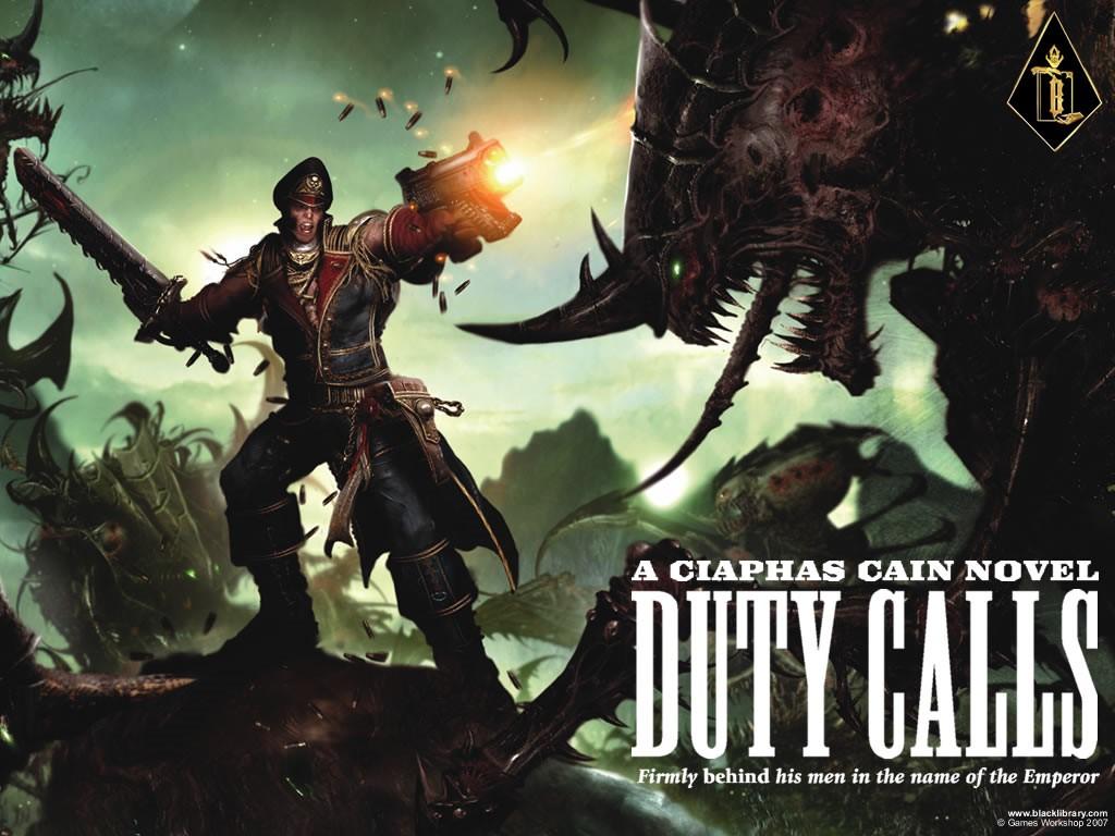 Fantasy Wallpaper: Duty Calls