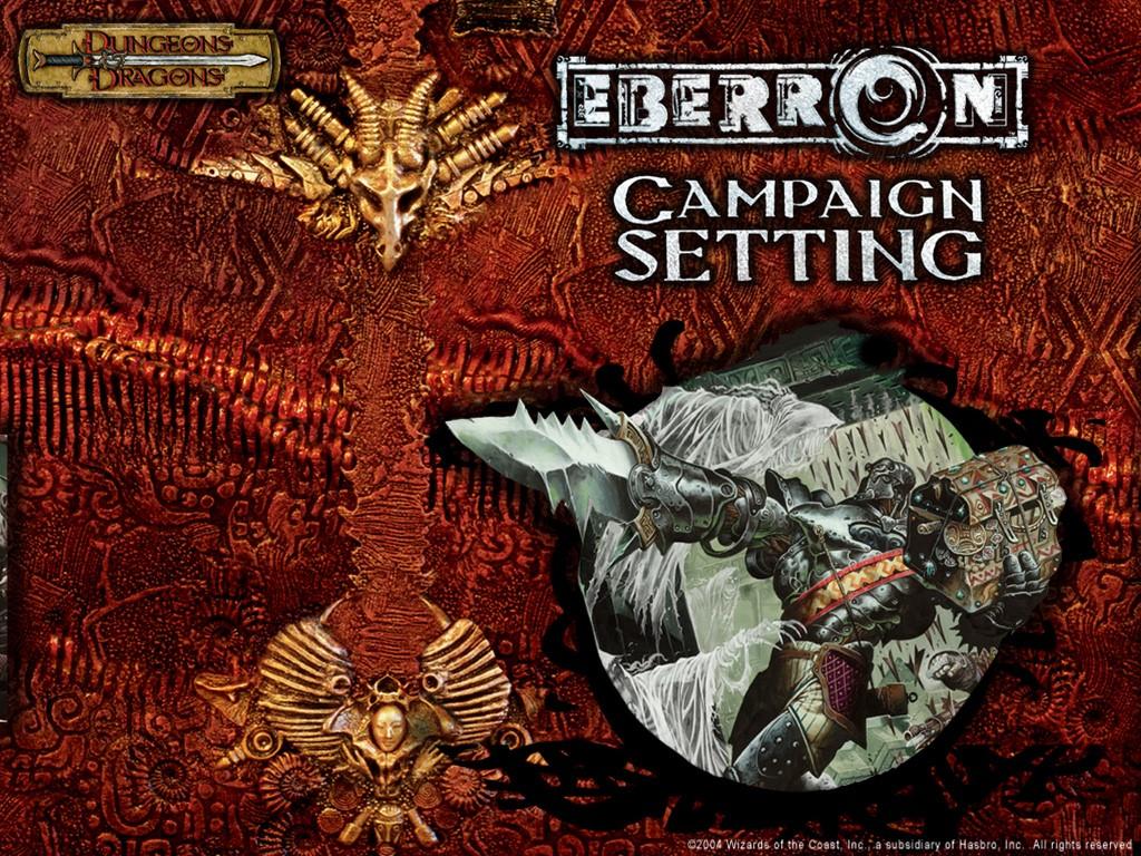 Fantasy Wallpaper: Eberron