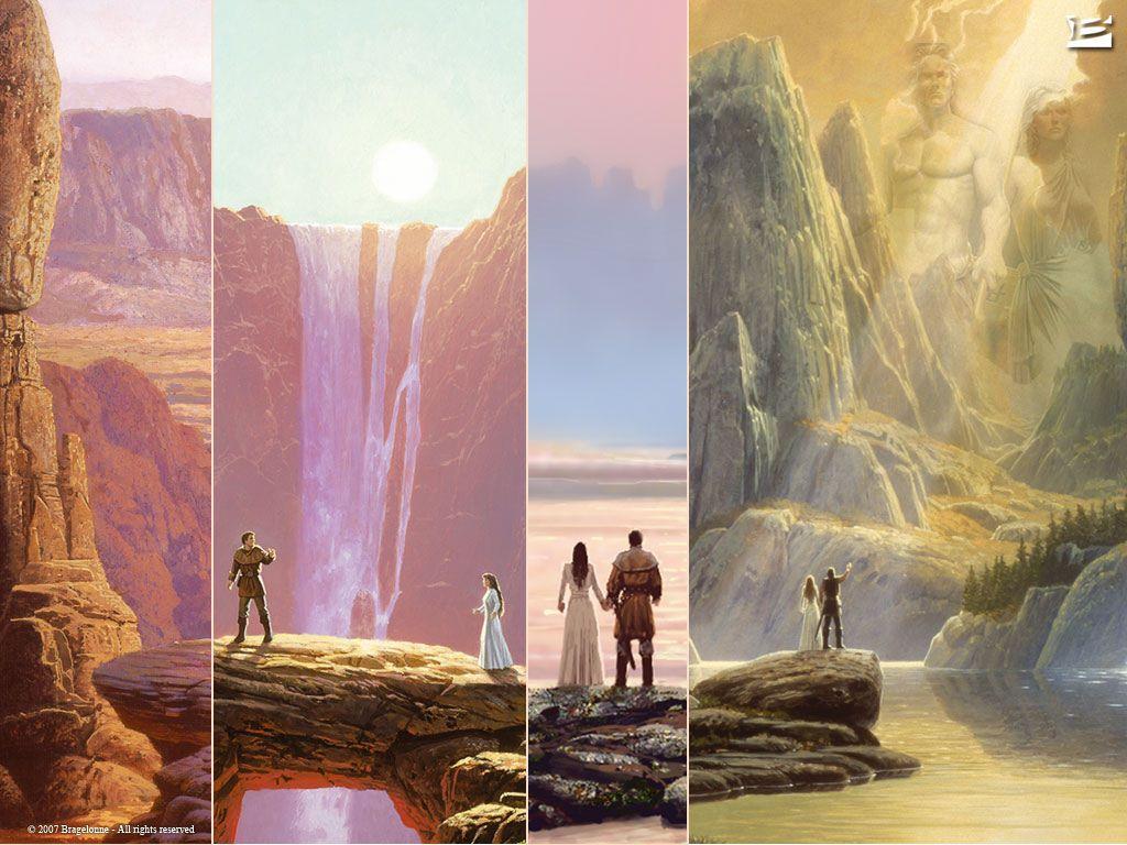 Fantasy Wallpaper: Epic Landscapes