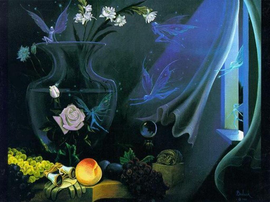 Fantasy Wallpaper: Faeries