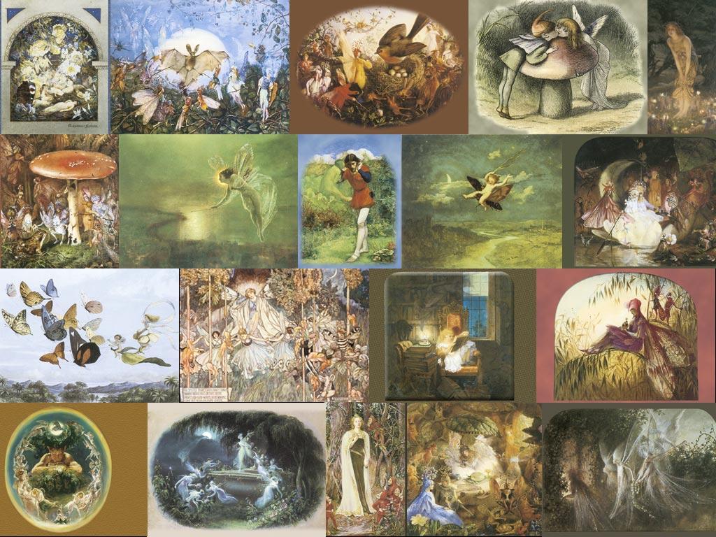 Fantasy Wallpaper: Fairies