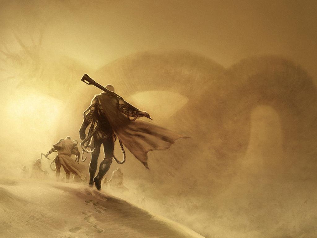 Fantasy Wallpaper: Fremen