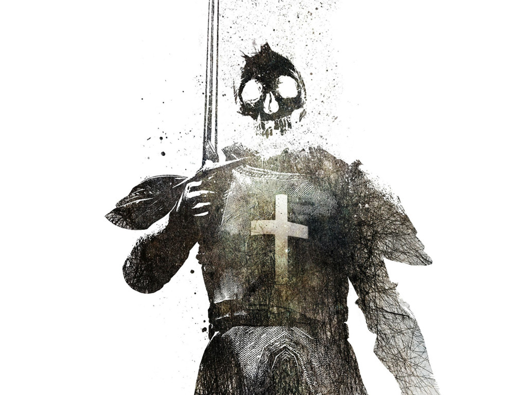 Fantasy Wallpaper: Ghost Crusader