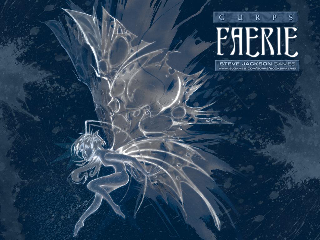 Fantasy Wallpaper: GURPS - Faerie