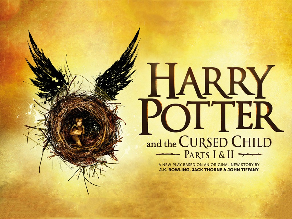 Fantasy Wallpaper: Harry Potter and the Cursed Child