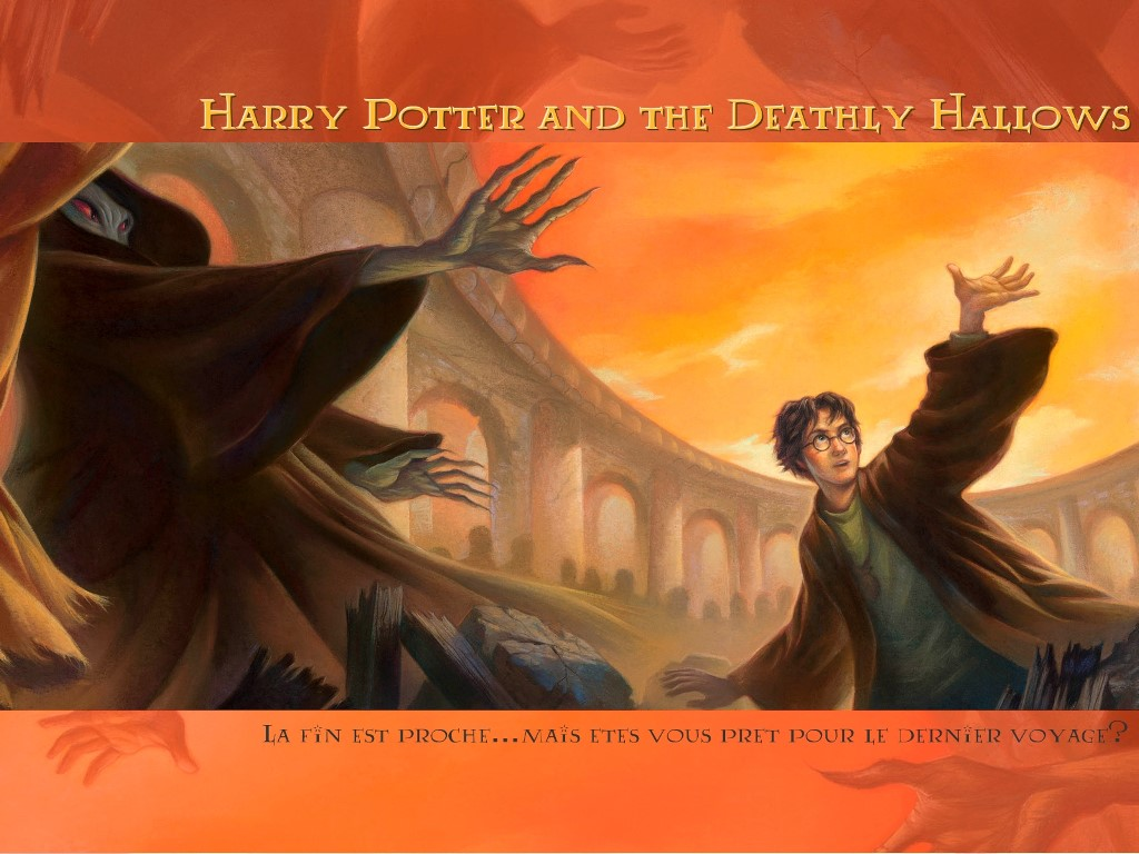 Fantasy Wallpaper: Harry Potter and the Deathly Hallows