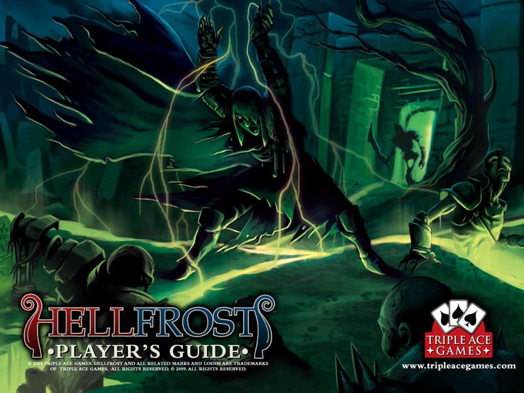 Fantasy Wallpaper: Hellfrost