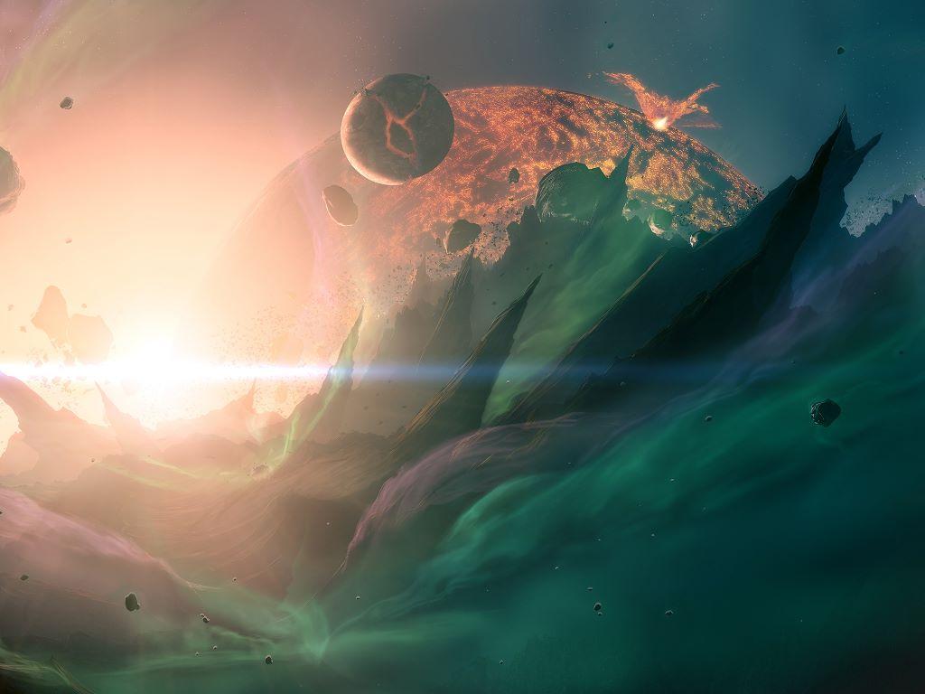 Fantasy Wallpaper: Into Oblivion