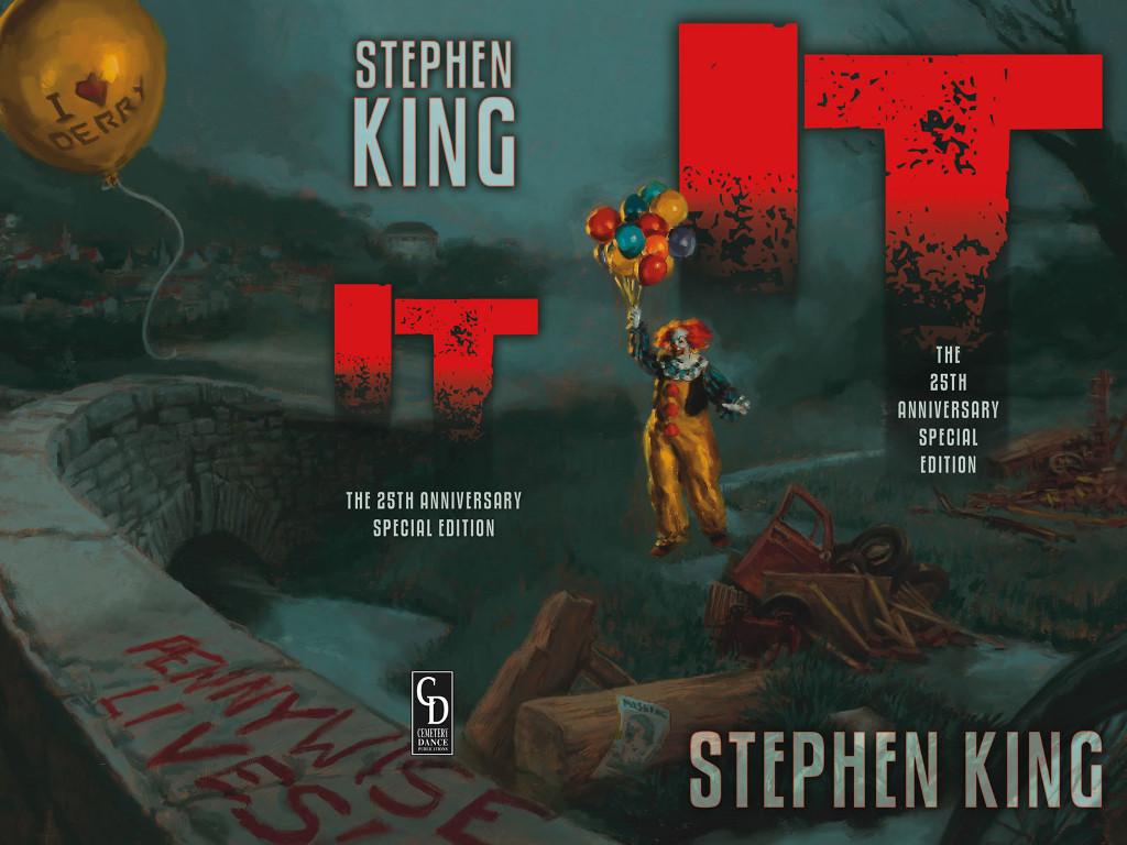Fantasy Wallpaper: Stephen King - It