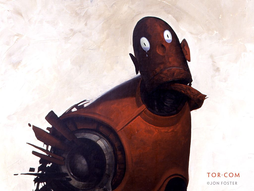 Fantasy Wallpaper: Jon Foster - Mobiebot