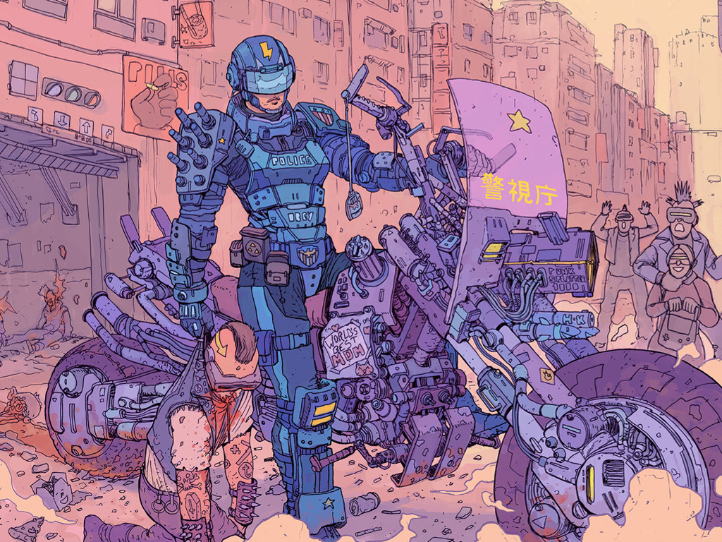 Fantasy Wallpaper: Josan Gonzalez - Art