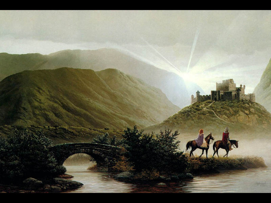 Fantasy Wallpaper: Journey