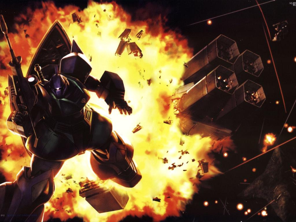 Fantasy Wallpaper: Killing Machines
