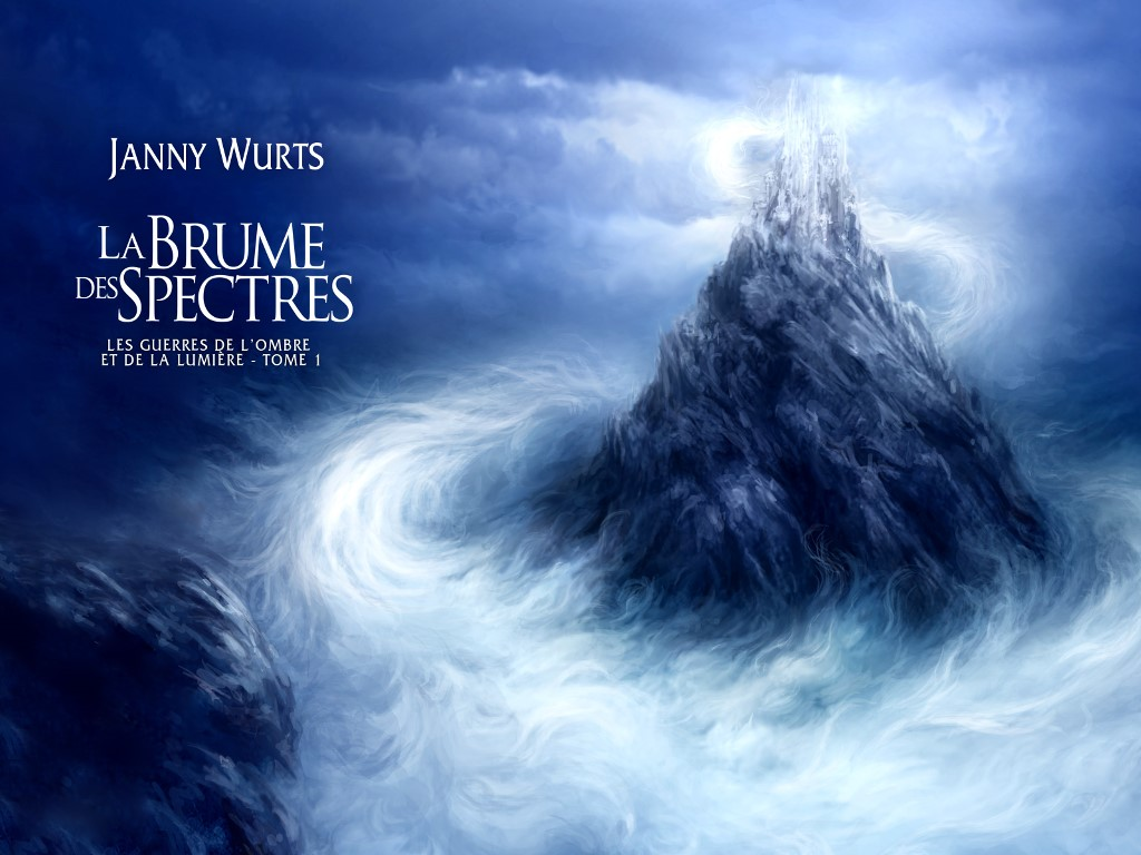 Fantasy Wallpaper: The Mist of the Spectres