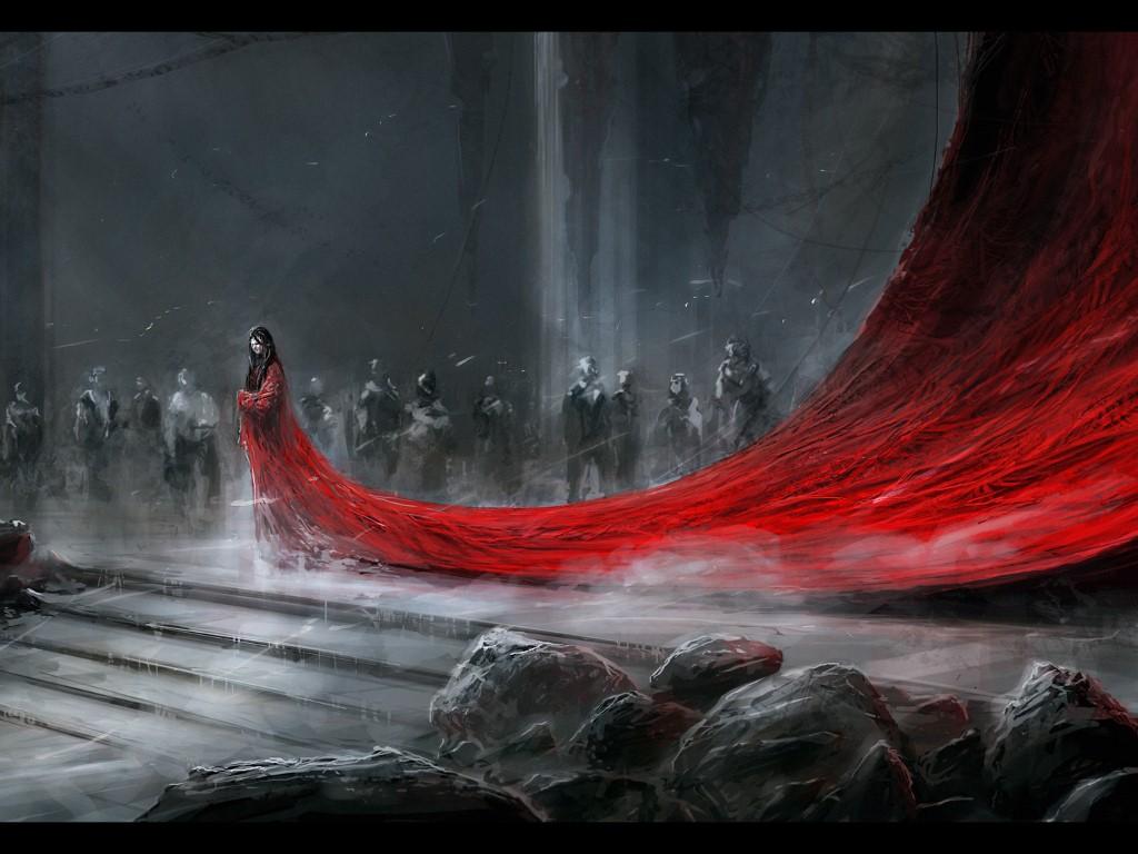 Fantasy Wallpaper: Lady Dracul