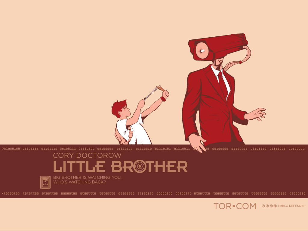 Fantasy Wallpaper: Little Brother