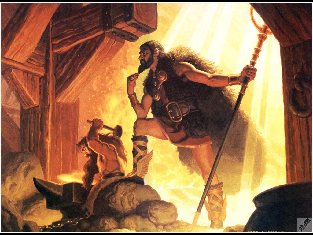 Fantasy Wallpaper: Loki