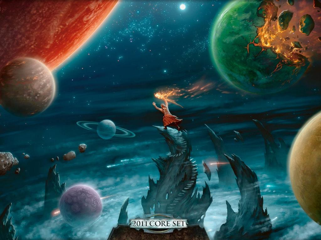 Fantasy Wallpaper: Magic the Gathering - 2011 Core Set