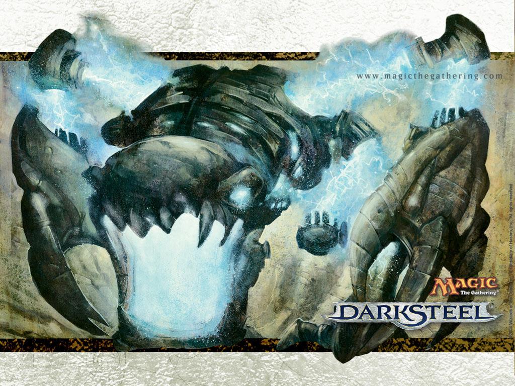 Fantasy Wallpaper: Magic the Gathering - Arcbound Ravager