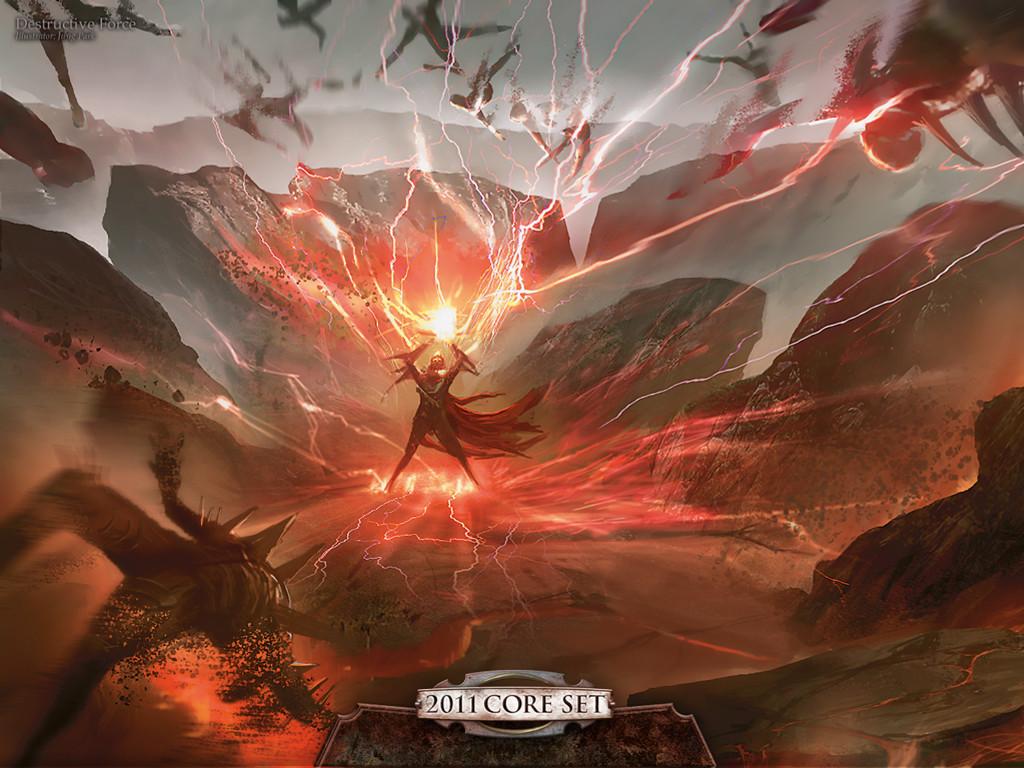 Fantasy Wallpaper: Magic the Gathering