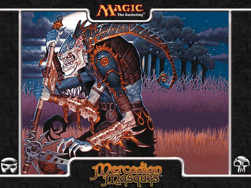 Fantasy Wallpaper: Magic the Gathering - Mercadian Masques