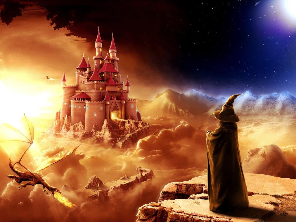 Fantasy Wallpaper: Magical World