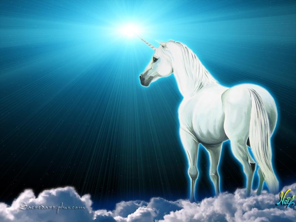 Fantasy Wallpaper: Unicorn