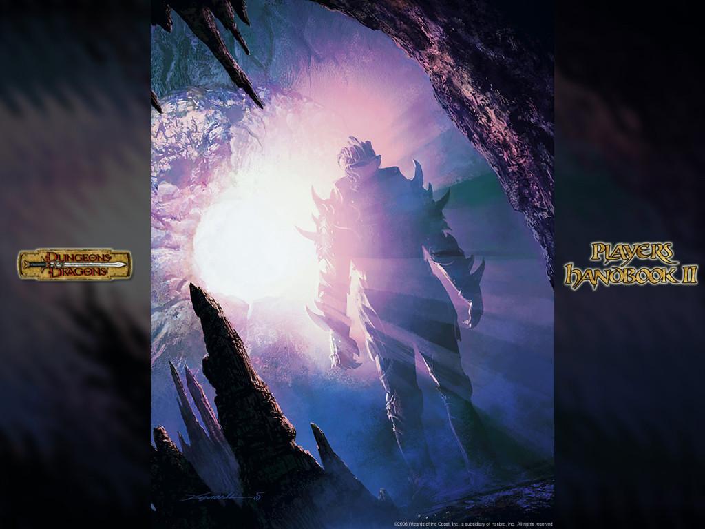 Fantasy Wallpaper: Necrotic Cradle