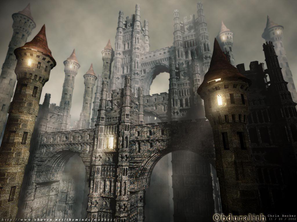 Fantasy Wallpaper: Obduralith