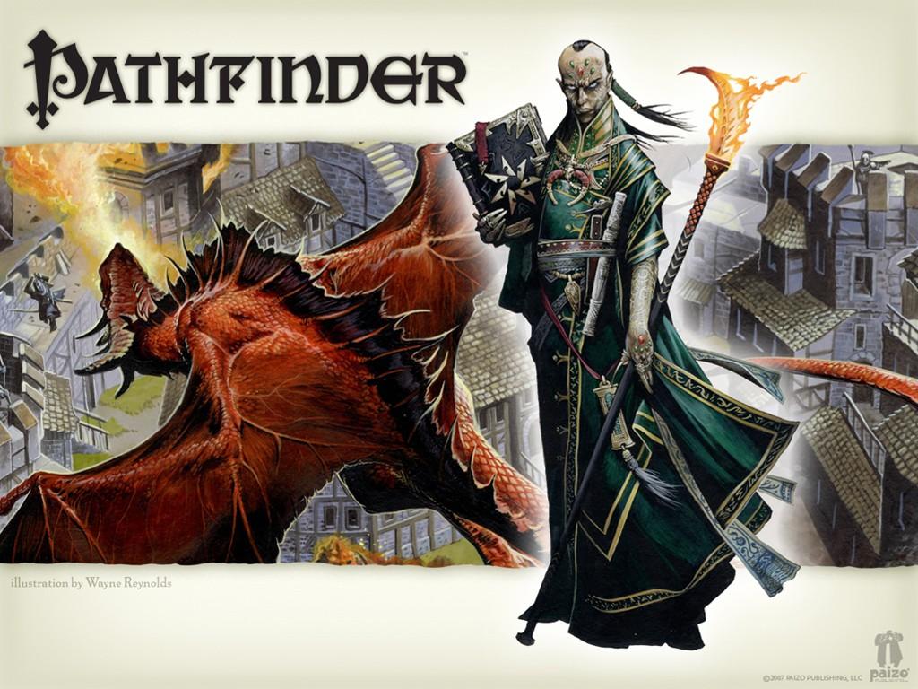 Fantasy Wallpaper: Pathfinder