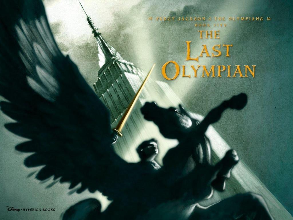 Fantasy Wallpaper: Percy Jackson - The Last Olympian