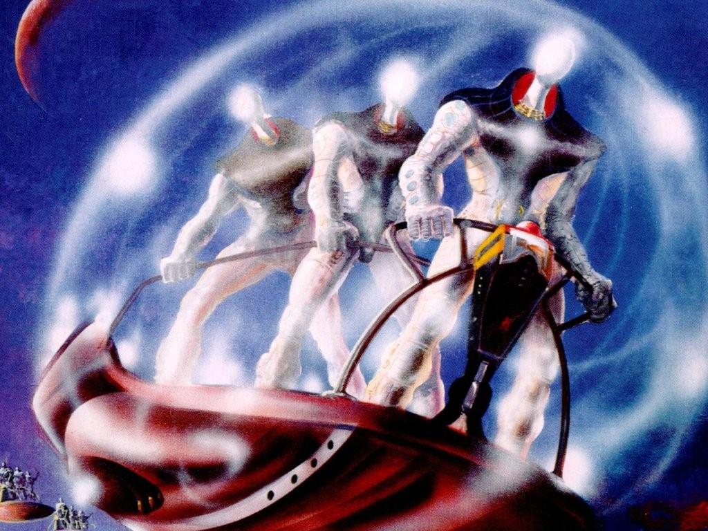 Fantasy Wallpaper: Perry Rhodan