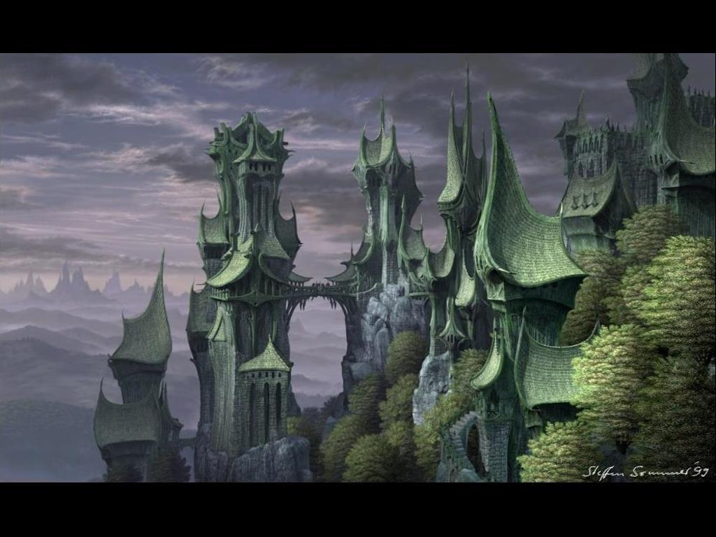 Fantasy Wallpaper: Phantastico