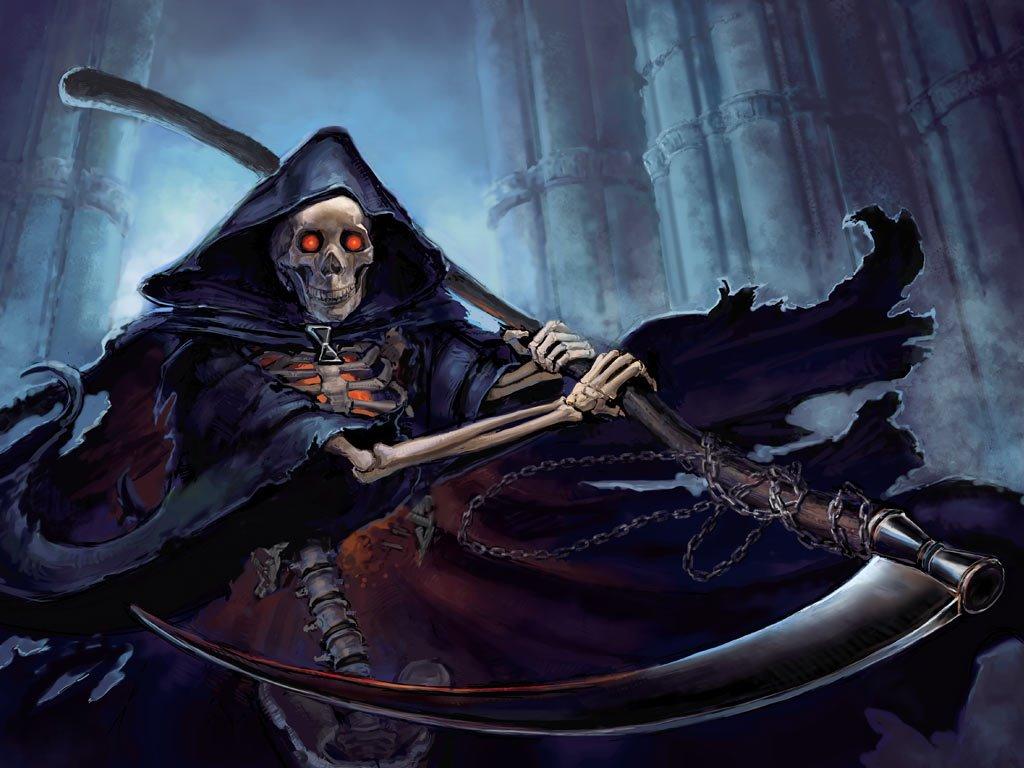 Fantasy Wallpaper: Reaper